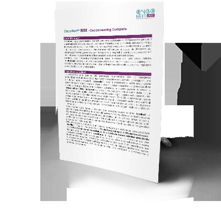 OncoNext-Risk-OncoScreening-Relazione-Tecnica